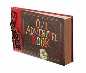 Scrapbook Photo Album,Our Adventure Book Scrapbook, Photo Adventure Book