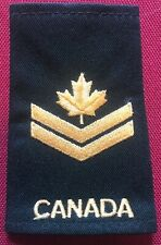 Canadian Armed Forces - Canada - Army - Master Corporal DEU Slip On