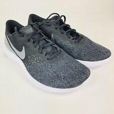 7575ea838200a Nike Flex Contact Mens Running Shoes 908983-002 Size 10 Black Dark Grey New