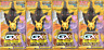 1 Pokemon Japanese Tag Team GX All Stars SM12A Booster Pack Sealed Box Fresh!