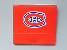 Montreal Canadiens Forum Hockey complete MatchBook