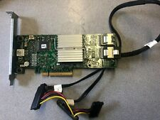 Dell PERC H310 8-Port 6Gb/s SAS Adapter RAID Controller HV52W Tested T3600