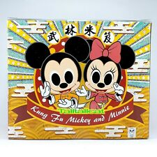 Disney Hot Toys Kung Fu Mickey and Minnie Cosbaby Collectible Box Set [IN STOCK]