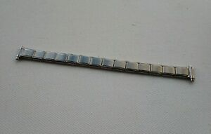 Vintage NOS Ladies expandable watch Bracelet 13-10mm c.1970s
