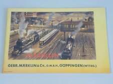 Märklin - Katalog 1939/40 - Reprint