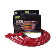 Taylor Spark Plug Wire Set 79281; 409 Pro Race 10.4mm Red 90° for Chevy V8