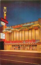 c1950s Horseshoe Club, Reno, Nevada Postcard