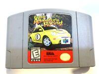 Beetle Adventure Racing - Nintendo 64 N64 Game Tested + Working & Authentic