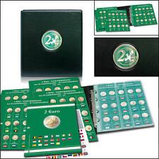 Safe 7341-B2 Premium Münzen-Album 2 € Band 2 Jahrgang 2011 - 2015