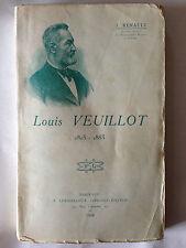 LOUIS VEUILLOT 1928 RENAULT JULES
