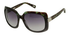 Marc Jacobs Sunglasses Womens MJ409/S  XGT Red Green Havana Gry Shaded 57-19-125