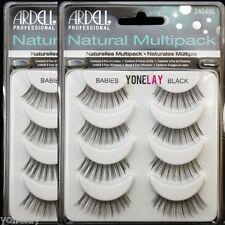 8 Pairs ARDELL #Babies Natural Multipack False Eyelashes Fake Eye Lashes