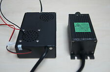532nm 300mW Green Laser Module with TEC and TTL Modulated