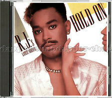 """R.J.'s Latest Arrival - """"Hold On"""" - SEALED UK CD with 2 x Bonus Mixes"""