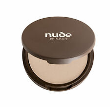 NUDE BY NATURE MINERAL PRESSED POWDER 10G - LIGHT/MEDIUM