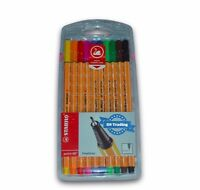 STABILO POINT FINE LINERS 88 0.4mm...Prices Start From £1.99