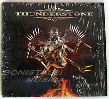 THUNDERSTONE - TOOLS OF DESTRUCTION - CD Sigillato