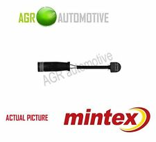 MINTEX REAR BRAKE PAD WEAR SENSOR WARNING INDICATOR GENUINE QUALITY - MWI0266