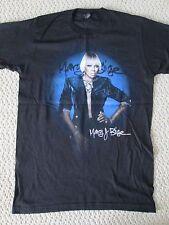 New Mary J. Blige King & Queen of Hearts Tour Merch Tour Setlist Tee Shirt Sz S