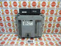 12 13 14 2014 HYUNDAI ACCENT AUTOMATIC ENGINE COMPUTER ECU ECM 39110-2BAS1 OEM