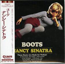 NANCY SINATRA-BOOTS-JAPAN MINI LP CD BONUS TRACK C94