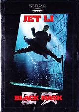 Black Mask (DVD, 2001) Jet Li New
