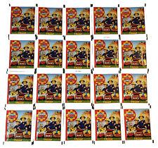 Panini Feuerwehrmann Sam  Serie 2019 Sticker 20 Tüten 100 Bilder