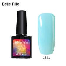 BELLE FILLE 10ml Nail Gel Polish Soak-off UV/LED Manicure Gel Color#1341