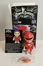 The Loyal Subjects Mighty Morphin' Power Rangers | MMPR Red Ranger Vinyl Figure