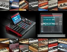 VST Keygroup Library for Akai MPC One,Live or X (13 Packs on 1TB USB 3 SSD)