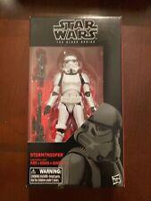 Star Wars Black Series 6 Inch Stormtrooper New In Box #48 ???
