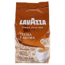 Crema e Aroma Roast Whole Bean Coffee by Lavazza - 35.2 oz Coffee