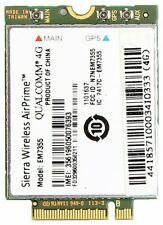 Sierra Wireless AirPrime EM7355 Gobi 5000 4G LTE Mobile Data Card for Toughbook