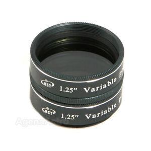"BST 1.25"" Variable Transmission Polarizing Filter"