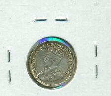 CAP Canada 10 cents 1919 EF