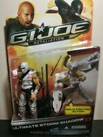 Hasbro G.I. Joe Retaliation - 2013 - Ultimate Storm Shadow  Action Figure
