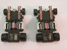 AMRAC CHASSIS ~ 2 PC ~ VN W/NEW SILICONE TIRES ~ FITS LIFE-LIKE & ROKAR ~ OILED