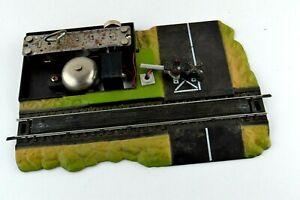 HO Scale Railroad Crossing Damaged Missing Parts Track Stop R/R Platform Broken