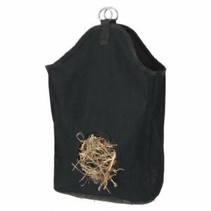Tough 1 Black Nylon Mini Pony Sized Hay Bag horse tack equine 72-1900