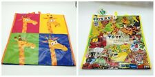 Lot Of 2 Toys R Us Advertisement & Exclusive Reusable Shopping Bag Tote Gift Kid