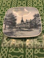 B&G Coppenhagen Porcelain Børsen 1711/5708 Kjeld Bonfils Mini Plate FREE SHIP