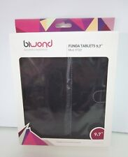 "FUNDA TABLET 9,7"" MARCA BIWOND MODELO FT97"