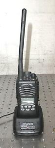 R169007 Kenwood VHF FM Transceiver TK-2312 -1 w/ Charger