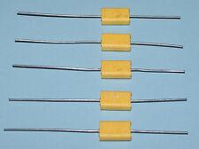 Condensatore 0.047uf 250v 10% MULLARD Chicklet c281vv contrassegnato con po ref 8017b