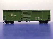 "HO Scale ""Hidden Valley"" HV 670688 50 Foot Freight Train Box Car"