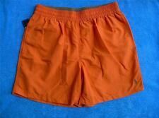 Polo Ralph Lauren Orange w/Olive Pony Swim Suit Shorts Trunks Mens X-Large XL