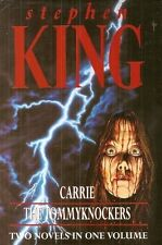 Carrie / The Tommyknockers :,Stephen King