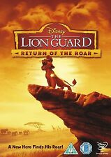 DISNEY  THE LION GUARD RETURN OF THE ROAR   NEW SEALED GENUINE UK DISNEY DVD