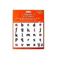 Magnétique de A à Z Lettres Minuscules Alphabet Carreaux Par Réfrigérateur Magic NEUF