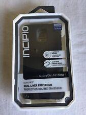 Brand New Incipio DualPro Dual Layer Protection Black Samsung Galaxy Note 4
